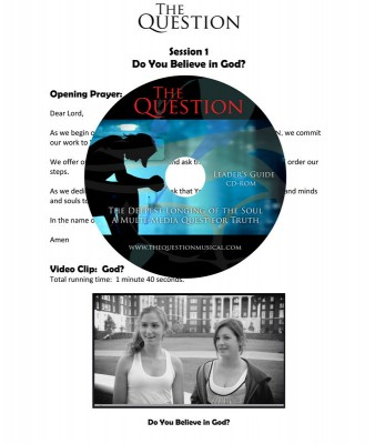 Leader's Guide DVD-ROM: Lessons & Videos (reproduce lessons as needed)